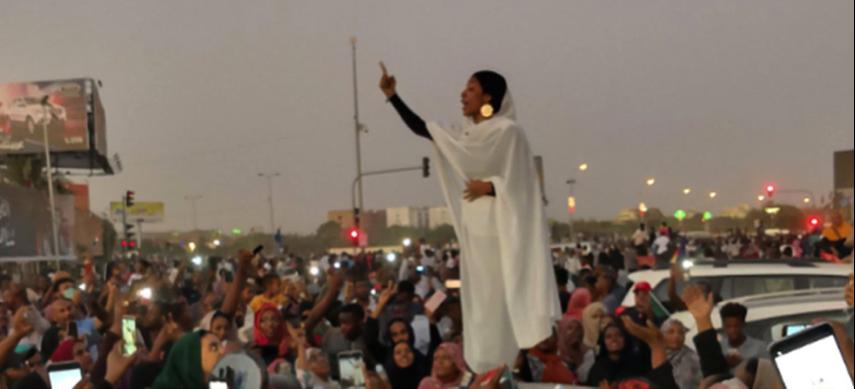 Creatieve krachtpatsers in Soedan